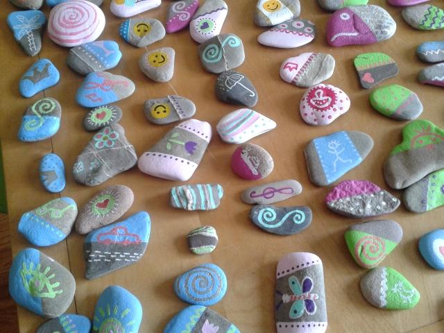 Ideen mit steinen